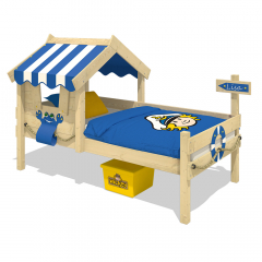 Cama infantil Wickey CrAzY Sharky