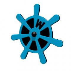 Timón Wickey PRO Wheel público