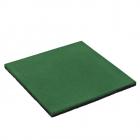 Loseta de caucho 50x50x2,5 cm